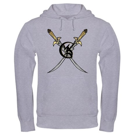 """Wedded Union"" Rune - Hooded Sweatshirt"