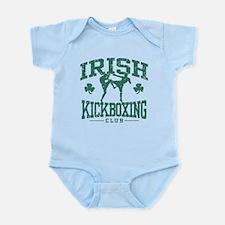 Irish Kickboxing Infant Bodysuit
