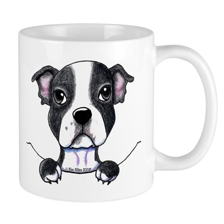 KiniArt Pocket Boston Mug