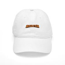 Railfan Baseball Cap