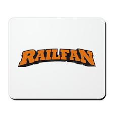 Railfan Mousepad