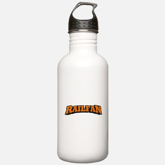 Railfan Water Bottle