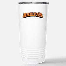 Railfan Travel Mug