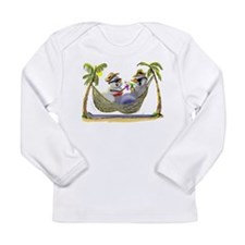 SnOwCoUpLe Long Sleeve Infant T-Shirt