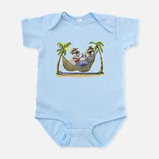SnOwCoUpLe Infant Bodysuit