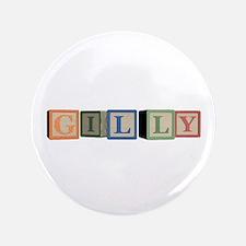 "Gilly Alphabet Block 3.5"" Button (100 pack)"
