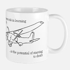 Flying Risk 2 Mugs