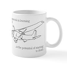 Flying Risk 2 Mugs