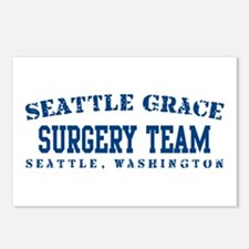 Surgery Team - Seattle Grace Postcards (Package of