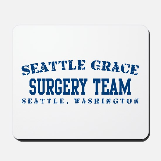 Surgery Team - Seattle Grace Mousepad