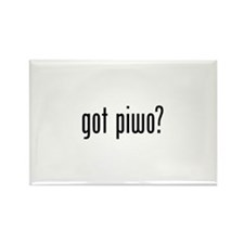 Got Piwo Rectangle Magnet (100 pack)