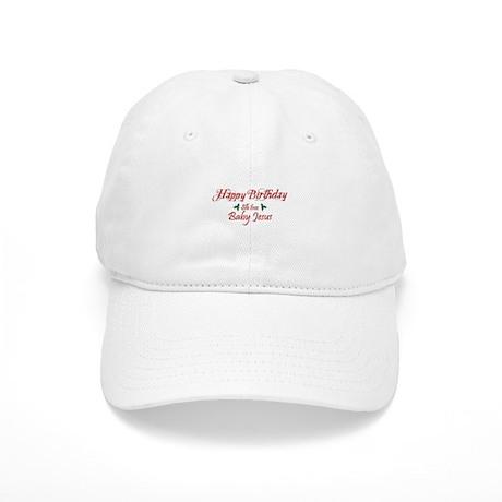 Happy Birthday Baby Jesus Cap