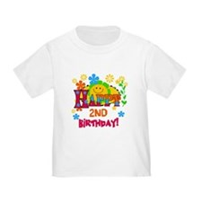 Joyful 2nd Birthday T