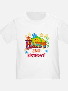 Joyful 2nd Birthday T