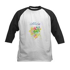 Alicia Floral Tee