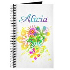 Alicia Floral Journal