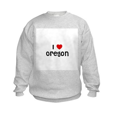 I * Oregon Kids Sweatshirt