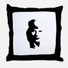 ILLUSION 12 Throw Pillow