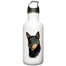 Lancashire Heeler 9W085D-093 Sports Water Bottle