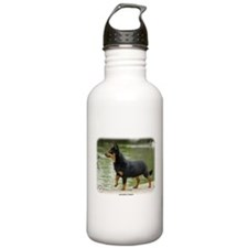 Lancashire Heeler 9R038D-013 Sports Water Bottle