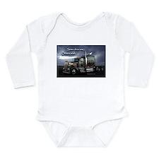 Some Drive Em.. Long Sleeve Infant Bodysuit