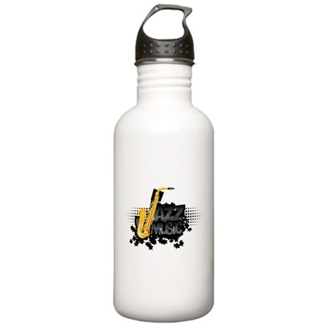 Jazz music Stainless Water Bottle 1.0L