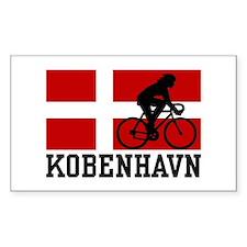 Kobenhaven Cycling Female Decal