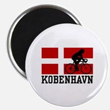 Kobenhaven Cycling Female Magnet