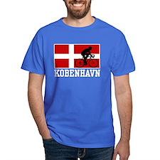 Kobenhaven Cycling Male T-Shirt