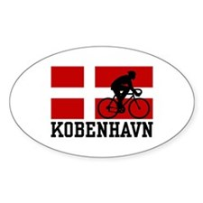 Kobenhaven Cycling Male Decal