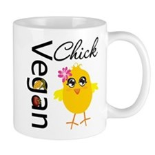 Vegan Chick Mug