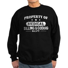Medical Billing and Coding Jumper Sweater