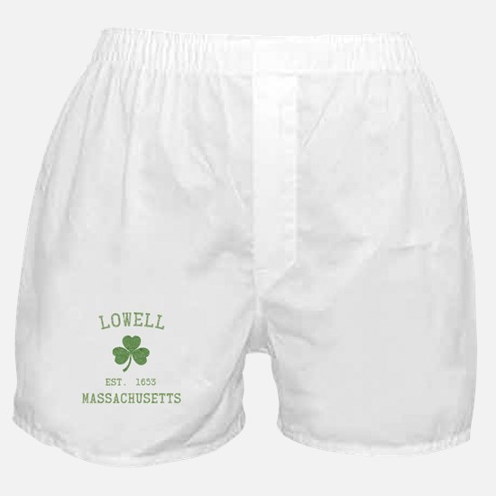 Lowell MA Boxer Shorts