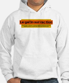 Legal Insurrection Hoodie