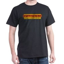 Legal Insurrection T-Shirt with Logo