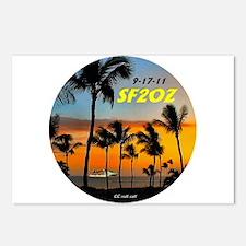Sea Princess SF2OZ- Postcards (Package of 8)