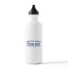 Student Nurse - Seattle Grace Stainless Water Bott