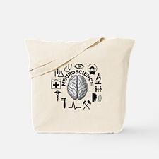 Neurosurgery Tote Bag