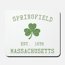 Springfield MA Mousepad