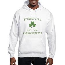 Springfield MA Hoodie