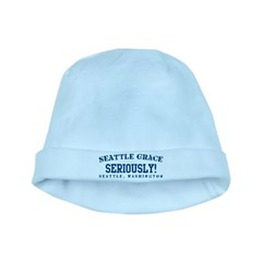 Seriously! - Seattle Grace baby hat