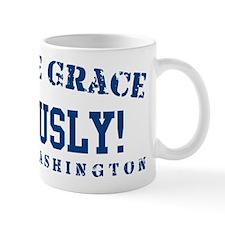 Seriously! - Seattle Grace Mug