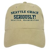 Grey\'s anatomy seriously Hats & Caps