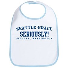 Seriously! - Seattle Grace Bib