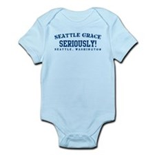 Seriously! - Seattle Grace Infant Bodysuit