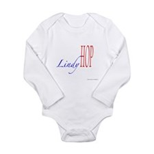 Lindy Hop Long Sleeve Infant Bodysuit