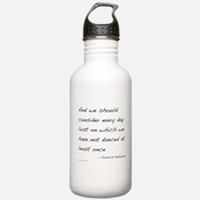 Nietzsche on Dance Water Bottle