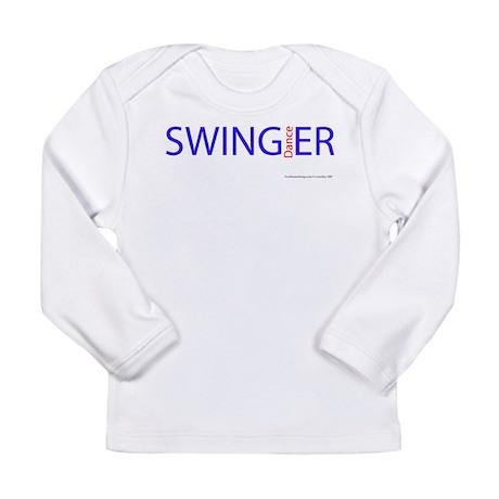 All Swing Dances Long Sleeve Infant T-Shirt