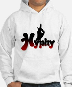 Red Hyphy Hoodie