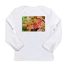 Cute Seasonal Long Sleeve Infant T-Shirt